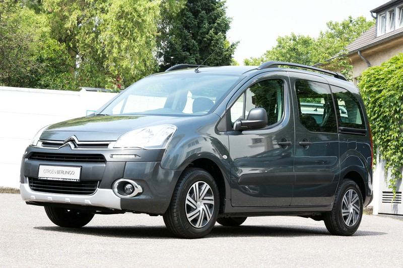 2013er Sondermodell Citroen Berlingo Multispace Vitamin