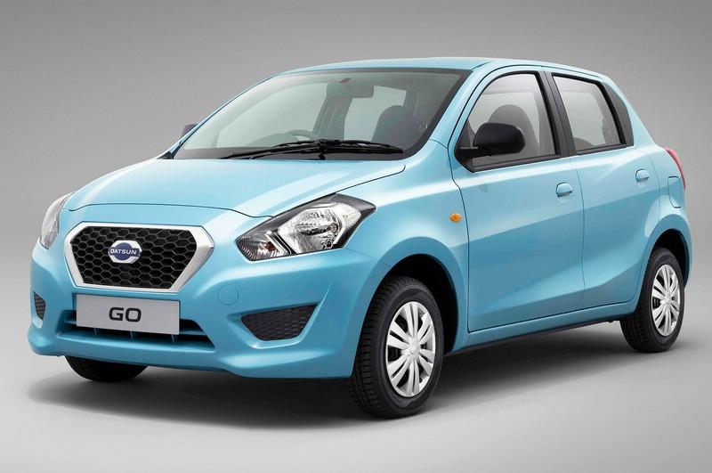 Datsun Go soll in Asien 2014 auf den Markt kommen