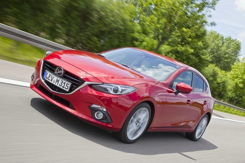 Der neue Mazda3 Modellgeneration 2014