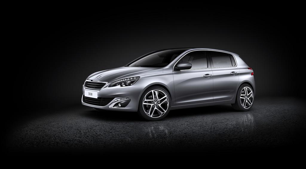 Peugeot 308 Modellgeneration 2014 Exterieur