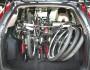Reichlich Platz fürs Gepäck im neuen Honda CR-V