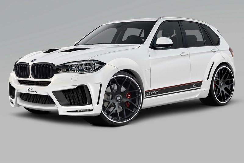 LUMMA CLR X 5 RS - Tuning für den BMW X5