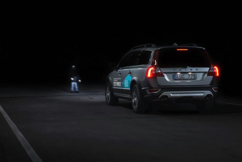 Notbremsassistent im 2015er Volvo XC90