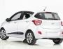2014er Hyundai i10 in der Heckansicht