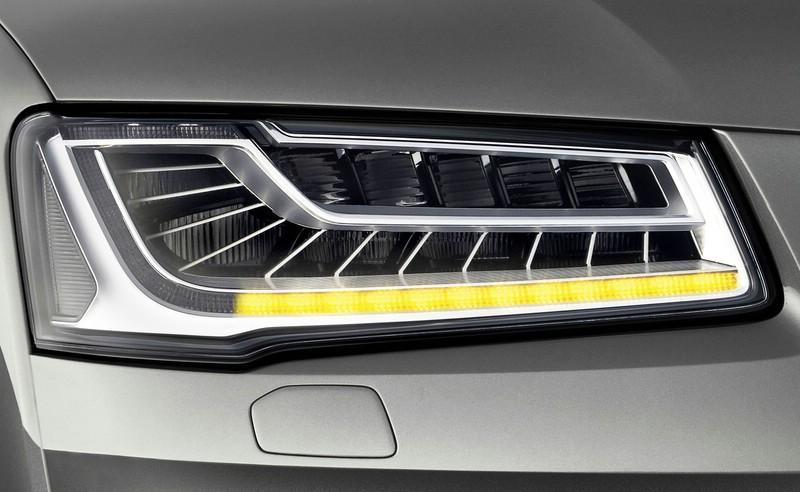 Neues Blinklicht für den Audi A8