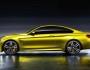 BMW Concept M4 Coupé in der Außenfarbe Aurum Dust