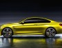 BMW Concept M4 Coupé in der Außenfarbe Aurum Dust