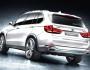 Die Heckpartie des BMW Concept X5 eDrive