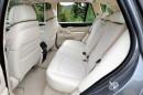 Die hinteren Sitze in Leder BMW X5 xDrive 30d