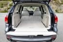 Der Laderaum des BMW X5 xDrive 30d