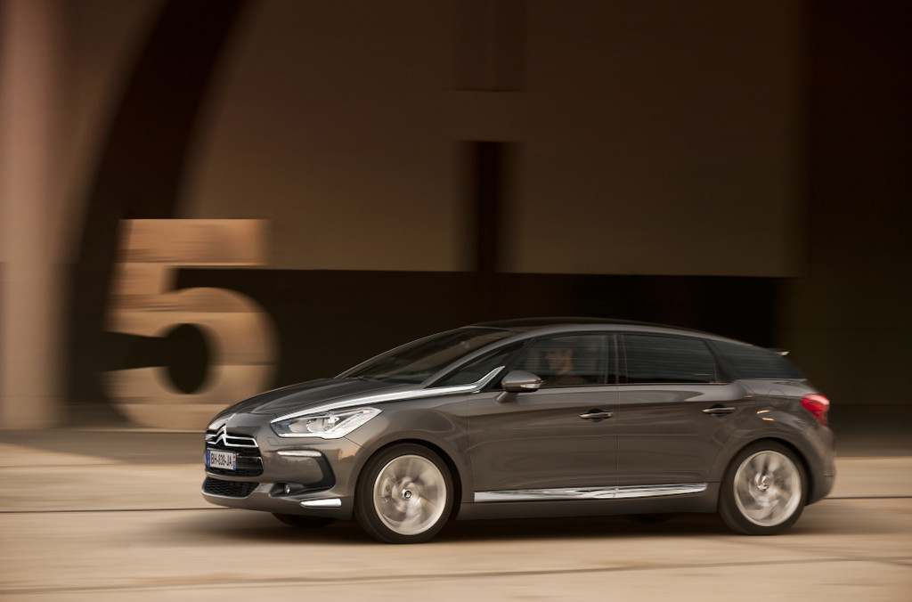 Citroën DS5 Business Class 2013 nur für Firmenkunden
