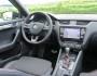 Der Innenraum des 2013er Skoda Octavia RS