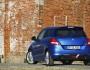 Die Heckpartie des Suzuki Swift Sport