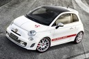 Abarth Sondermodell 595 50th Anniversary 2013