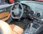 Der Innenraum des neuen Audi A3 Cabriolet