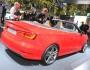 Audi A3 Cabriolet auf der Internationalen Automobil-Ausstellung 2013