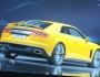 Audi Sport quattro concept auf der Internationalen Automobil-Ausstellung 2013 auf der Frankfurter Automobilmesse IAA 2013