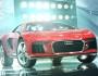 Audi nanuk quattro concept  in rot auf der IAA 2013