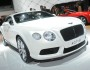 Die Frontpartie des Bentley Continental GT V8 S
