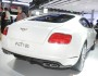 Die Heckpartie des Bentley Continental GT V8 S