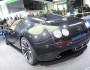 Bugatti Grand Sport Vitesse Jean Bugatti in schwarz in der Heckansicht