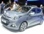 Hyundai i10 auf der Frankfurter Automobilmesse IAA 2013