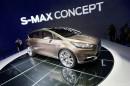 Ford S-Max Concept auf der Frankfurter Automesse IAA 2013