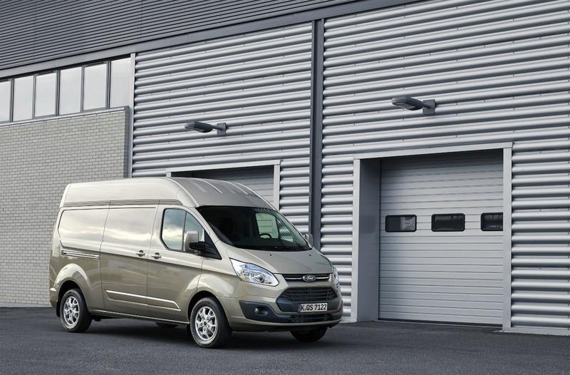 Ford Transit Custom Hochdach 2013er Modell