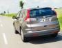 Die Heckpartie des 120 PS starken Honda CR-V 1.6 i-DTEC