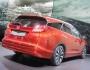 Honda Civic Tourer  auf der Frankfurter Automobilmesse IAA 2013