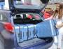 Der Kofferraum des Honda Civic Tourer mit 624 Liter Stauraum