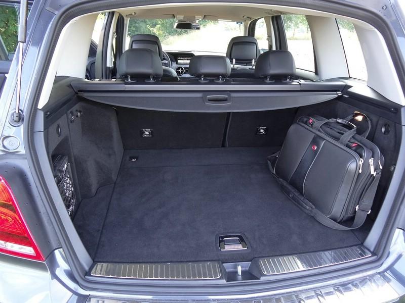 Galerie Kofferraum Mercedes Benz Glk 220 Cdi Bilder Und
