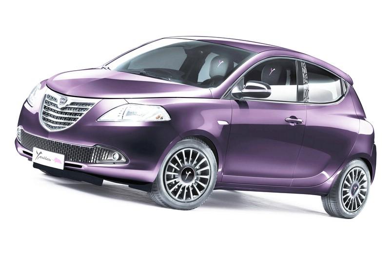 Lancia Ypsilon Elefantino: Kleinwagen der die Frauen ansprechen soll