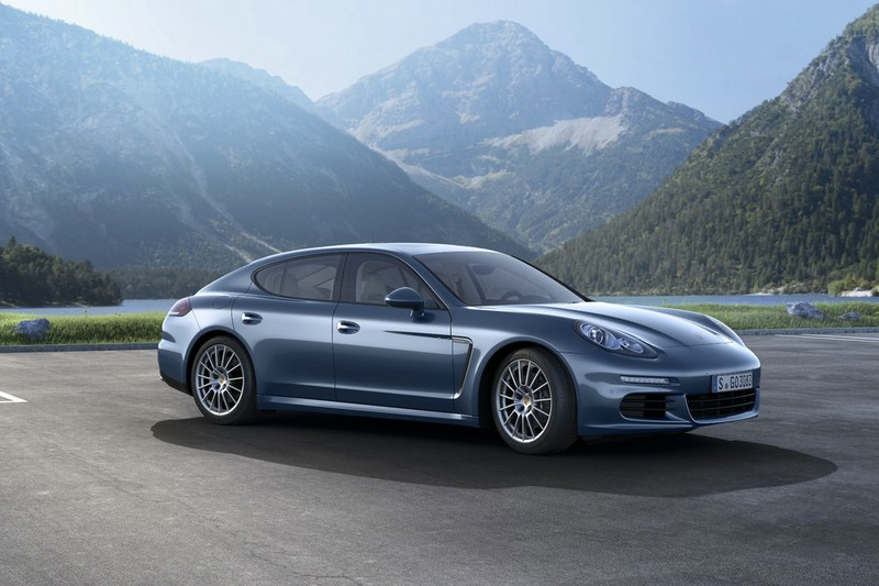 Porsche Panamera Diesel Modell 2014 mit 300 PS