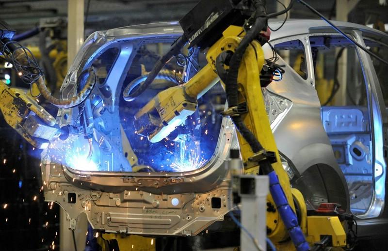 Nissan werk sunderland startet note produktion for Nissan juke dauertest