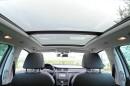 Das Panoramadach des 2013er Facelift Skoda Superb