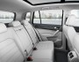 Die Rücksitzbank des Golf Sportsvan ist um 180 mm in der Länge verschiebbar