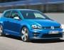 Volkswagen Golf R Modell 2014 in blau