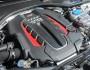 Der Motor des Audi RS 7 Sportback mit 560 PS