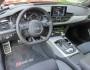 Das Cockpit vom starken Familienkombi Audi RS6 Avant