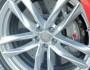 Die Felgen des Sportles Audi RS6 Avant