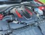 Der 560 PS Motor des Audi RS6 Avant unter der Haube