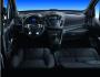 Das Cockpit und die Sitze des Ford Transit Connect