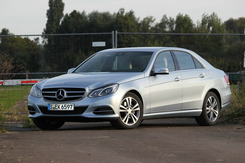 2013er Mercedes-Benz Facelift E250 CDI