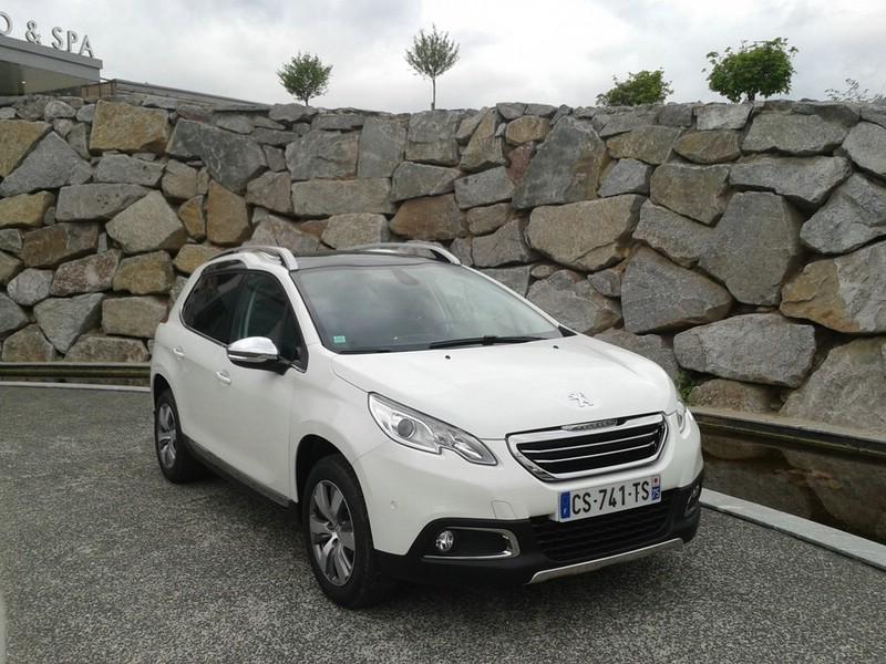 Fünf-Euro-NCAP Sterne für den Peugeot 2008