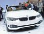 Die Frontpartie des BMW 4er Cabriolet 2013