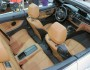 BMW 4er Cabrio mit Lederausstattung auf der LA Auto Show 2013