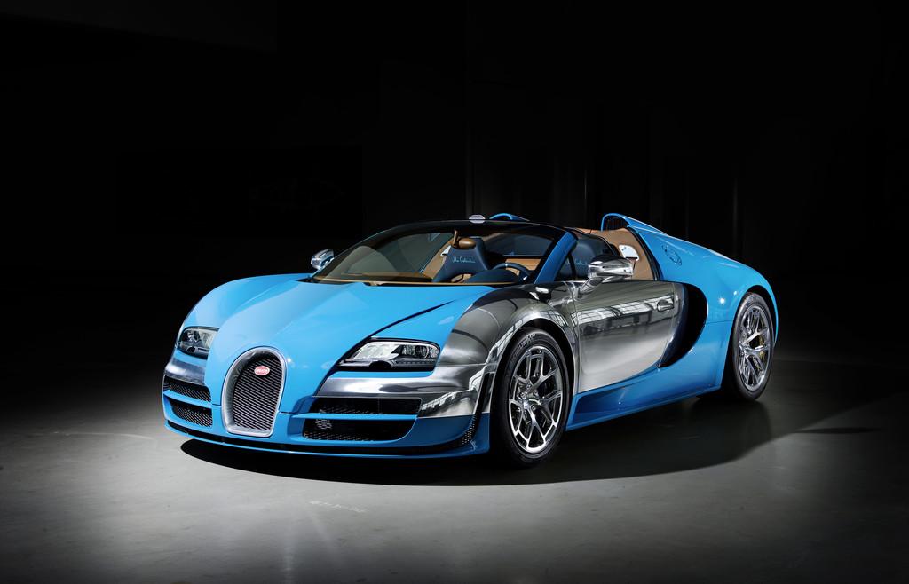 Exterieur Foto vom Bugatti 16.4 Grand Sport Vitesse Meo Constantini