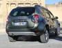 Das 2014er Dacia Duster Facelift in der HeckANSICHT