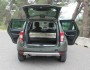 Blick ins Dacia Duster Facelift Kofferraum